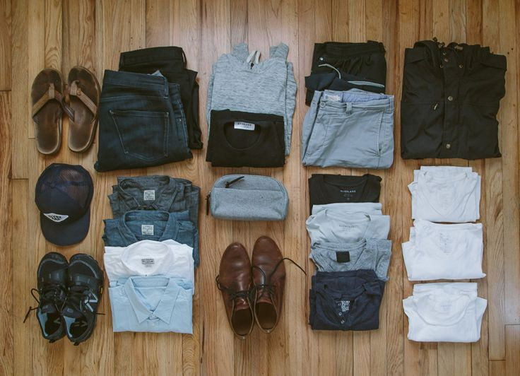 Guy S Guide To Packing For Your Next Trip