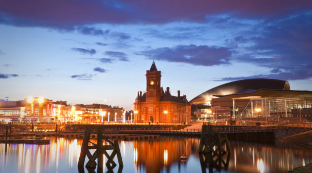 Top 5 Things to do in Cardiff