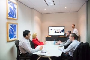 Flexibility and Benefits Of Using an External Meeting Room
