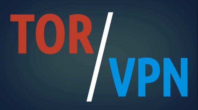 Tor VS VPNs