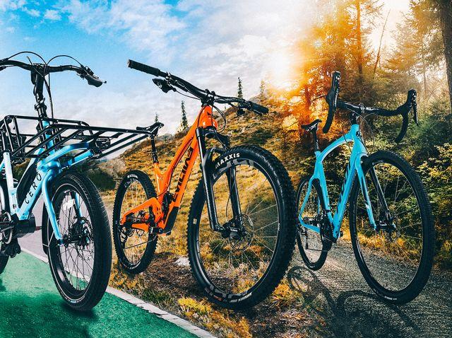 Best Ways To Store Bikes