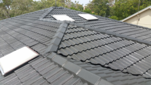 Roof restoration Newcastle